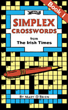 Simplex Crosswords From the Irish Times: Book 1