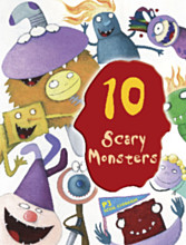 10 Scary Monsters