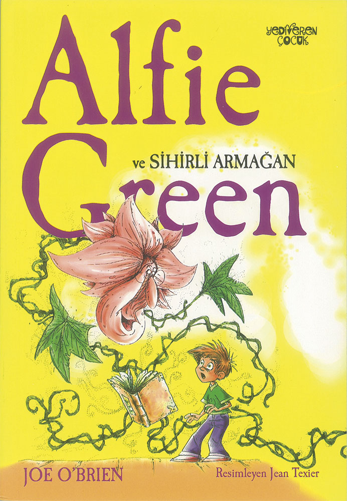 Alfie Green and the Magical Gift