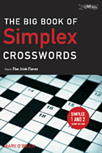 The Big Book of Simplex Crosswords from The Irish Times